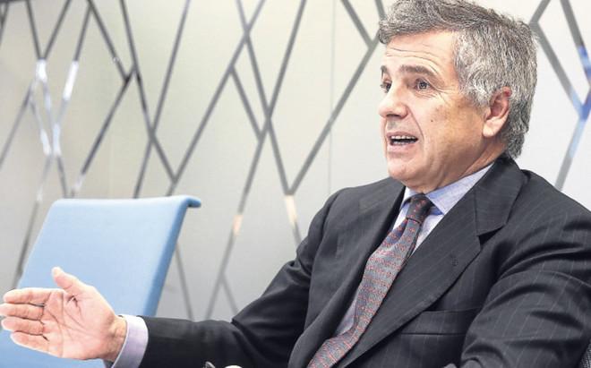 Juan Antonio Samaranch est� metido a tope en el Olympic Channel Services S.L. Espa�a (2015), un proyecto de un bill�n de euros en 10 a�os