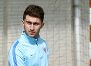 Laporte, jugador del Athletic