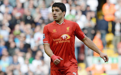 Luis Su�rez interesa al Madrid