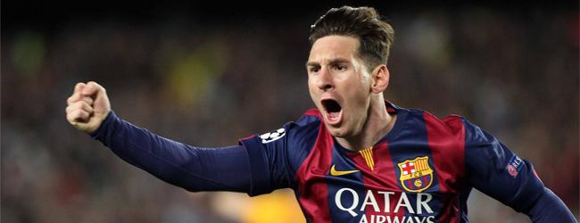 Messi quiere al Bar�a en Berl�n
