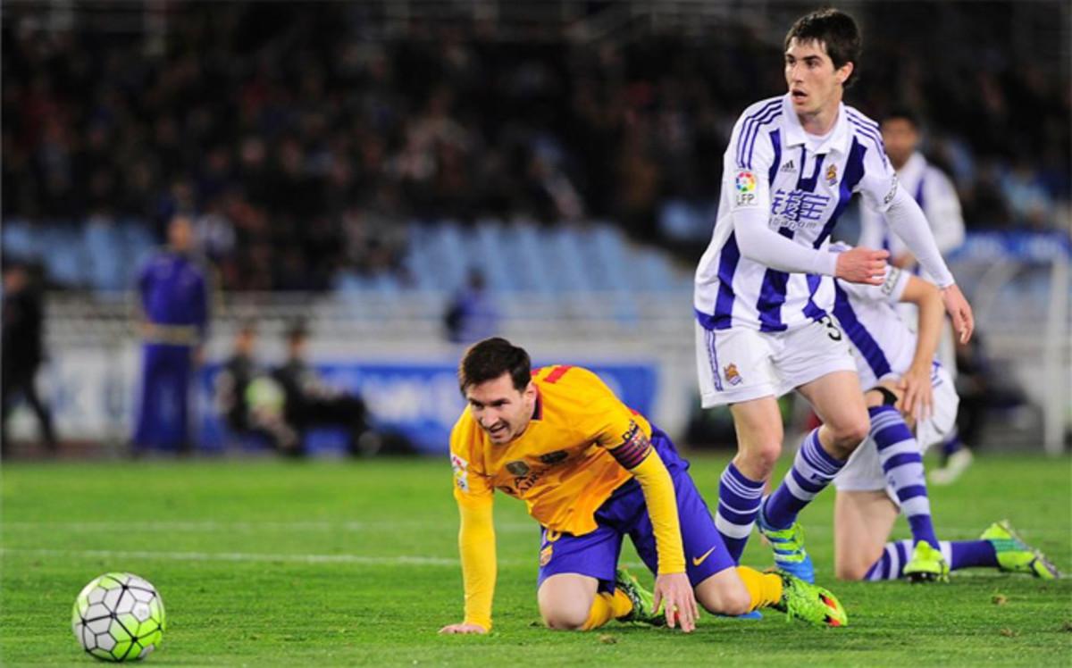 La Real Sociedad no indulta al Barça