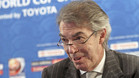 Moratti no ve a Messi en el Inter