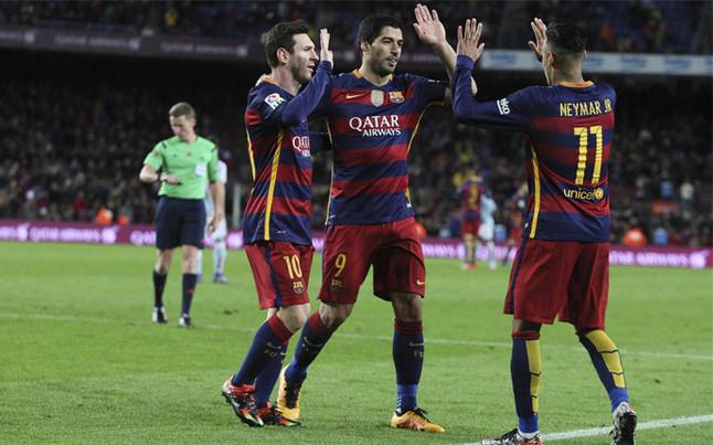 La historia secreta de c�mo se gest� el penalti entre Messi y Su�rez