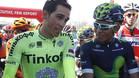 Quintana se coloca a la estela de Peter Sagan