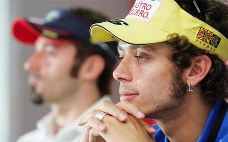 """Biaggi: """"Rossi puede ganar su décimo Mundial"""""""