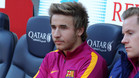 Samper deber� buscar equipo fuera del Barcelona