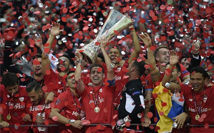 �El Sevilla, campe�n de la Europa League!