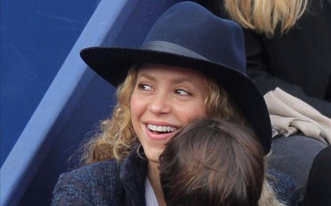 Shakira desvela como vive Piqu� sus �ltimas pol�micas