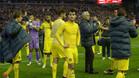 El Liverpool impidi� un hist�rico pleno espa�ol