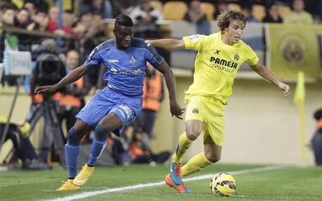 El Villarreal suma tres importantes puntos ante el Getafe
