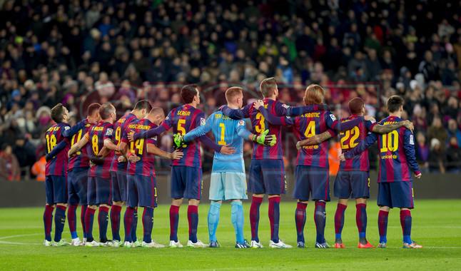 صور : مباراة برشلونة - أتليتيكو مدريد 1-0 ( 20-01-2015 )  1421883651363