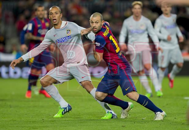 صور : مباراة برشلونة - أتليتيكو مدريد 1-0 ( 20-01-2015 )  1421883699563