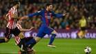 El Barça de Messi se jugó los cuartos contra el Athletic en el Camp Nou