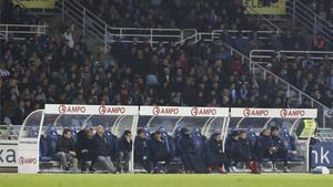 Anoeta presentará un ambientazo ante el Barça