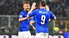 Italia venció a Albania y se verá las caras ante España en septiembre