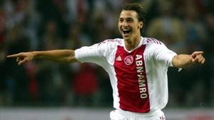 Ibrahimovic pudo fichar por el Valencia procedente del Ajax