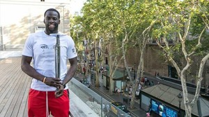 Draymond Green recordó la aportación del Dream Team en Barcelona