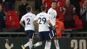 El Tottenham sigue adelante en la Copa de la Liga inglesa