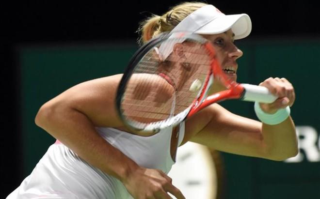 Angelique Kerber ha sumado su segunda victoria en Singapur