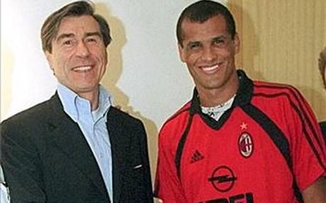 Ariedo Braida fue uno de los art�fices de la llegada de Rivaldo al Milan