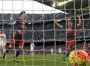 El Camp Nou, escenario maldito para el Granada