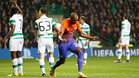 La locura de Celtic Park frena al City