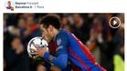 Un gol de Neymar es candidato a ser escogido el mejor de la Champions 2016/17