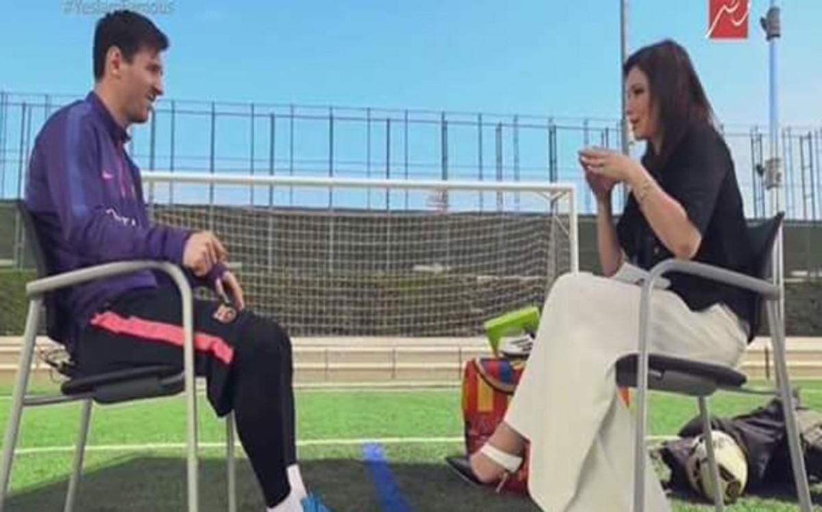 """Messi: """"No me comparo ni con Cristiano, ni con nadie"""""""