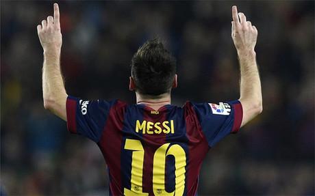 Messi quiere seguir haciendo historia, ahora en Europa