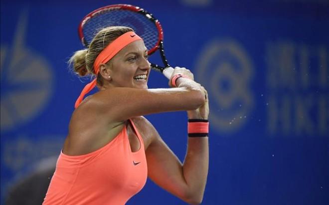 Petra Kvitova disputar� ma�ana domingo su primera final de la temporada