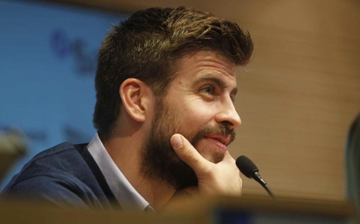 """Piqu�: """"Me gusta el pique entre Bar�a y Madrid"""""""