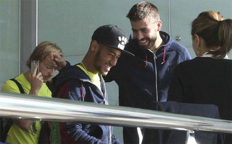 El Barça complace a Catar y se llevará a Piqué y Neymar