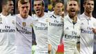 Seis futbolistas del Madrid entre los nominados