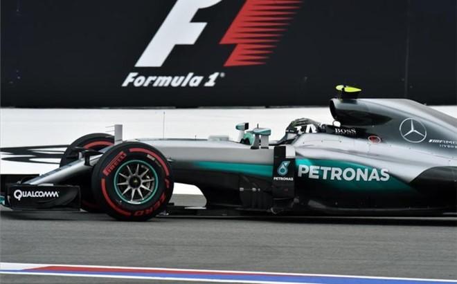 Rosberg vol� en el GP Rusia y saldr� primero en Sochi