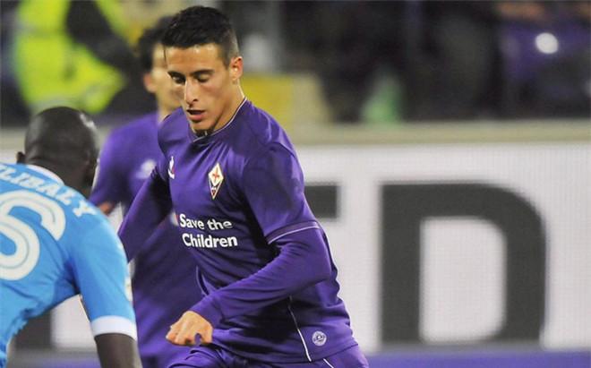 Tello ha jugado en la Fiorentina