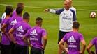 'Zizou' y una Supercopa de Europa con secundarios