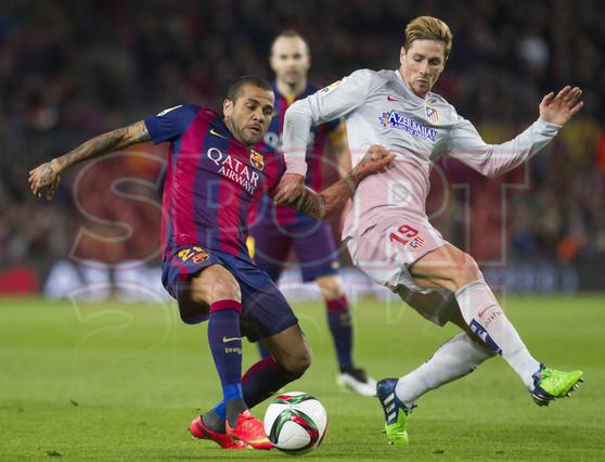 صور : مباراة برشلونة - أتليتيكو مدريد 1-0 ( 20-01-2015 )  1421883703573