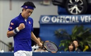 Kei Nishikori se ha hecho con su cuarto título consecutivo en Memphis