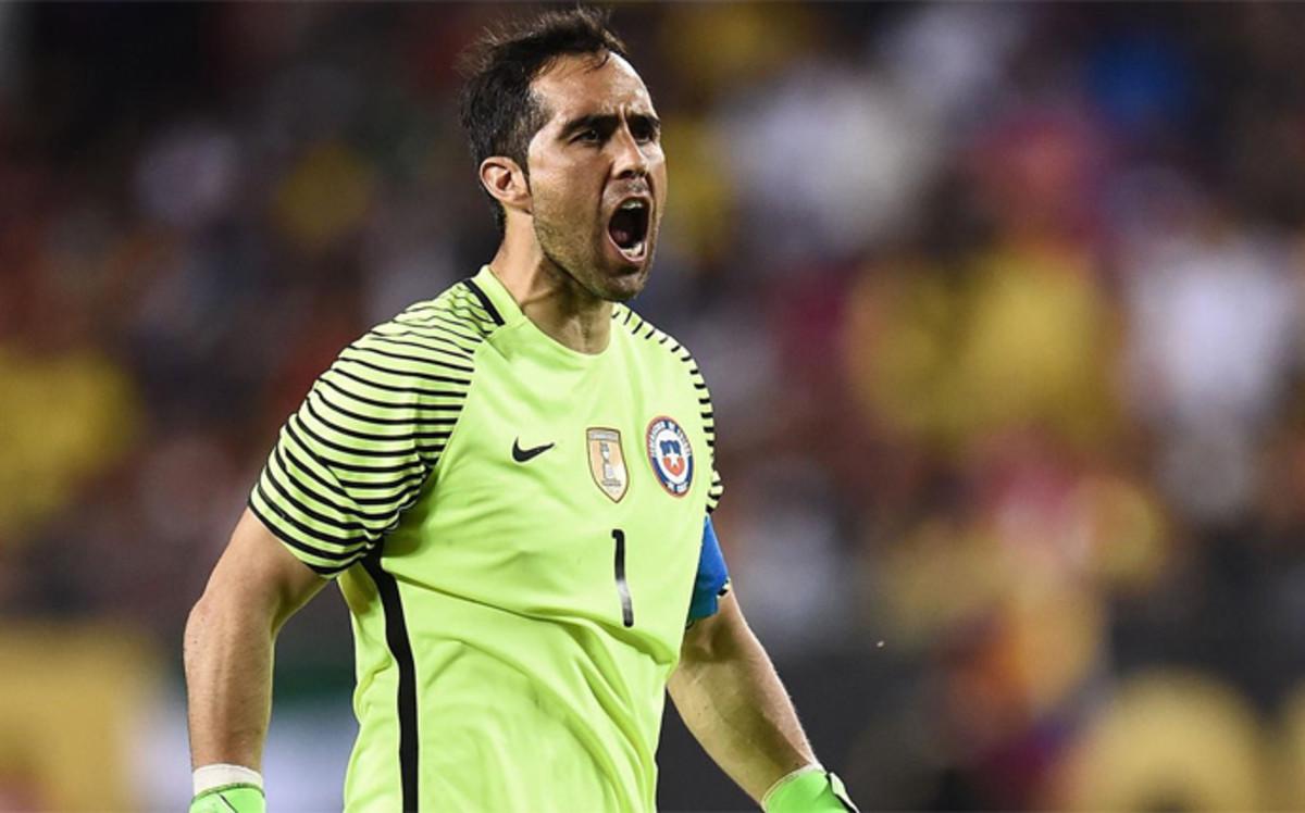 Сборная Чили вышла в финал Кубка Конфедераций