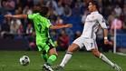 Cristiano Ronaldo estrenó botas contra el Sporting de Lisboa