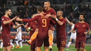 La Roma está en una racha positiva
