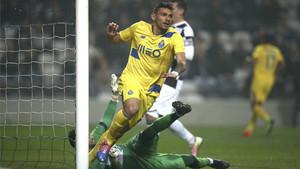 Tiquinho Soares marcó el gol de la victoria del Porto