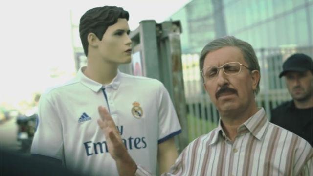Blancos, la versión de Narcos y el Real Madrid de Crackovia
