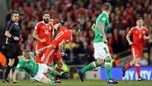Bale estuvo demasiado solo en Gales