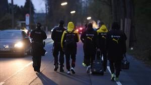 El Dortmund extremará las medidas para proteger a sus jugadores