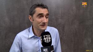 Di Mata Valverde Pemain Terbaik Tetap Messi