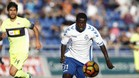 Amath Ndiaye, es un joven delantero con gol que ha revolucionado Tenerife