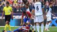 Augusto Fernandez and Jose Gimenez suffer injury blows