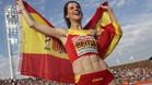 Beitia, triunfadora en Amsterdam