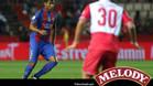 El 1x1 del Bar�a ante el Espanyol